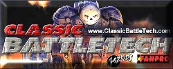 Fantasy Productions' Official Classic BattleTech Site